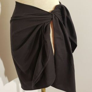 Ralph Lauren cover up/wrap size Medium
